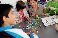 занятия по программе LEGO Education «Создай свою историю» Измайлово
