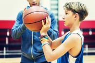 Секция баскетбола для детей ВАО