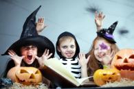 Вампирская вечеринка для детей ВАО