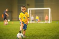 секция футбола для детей ВАО