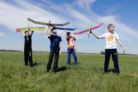 Кружок по авиамоделированию ВАО