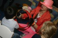 Программа праздника для детей - дрессированные ежики