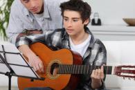 Обучение игре на гитаре в Измайлово ВАО