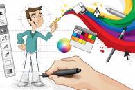 курс Photoshop для школьников