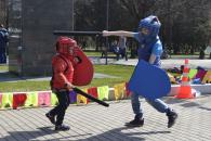 Историческое фехтование для детей Измайлово