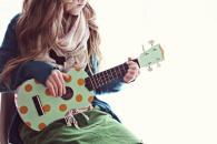 Обучение игре на гавайской гитаре укулеле для подростков в Измайлово ВАО