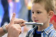 Музыкальная школа в ВАО: обучение игре на блокфлейте и поперечной флейте.