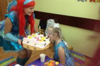 День рождения с феями Винкс