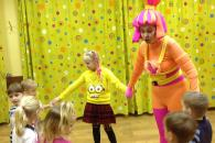 Аниматоры Фиксики на детский праздник