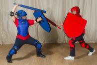 Фехтование на мечах для детей Измайлово