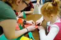 Занятия по развитию пространственного мышления дошкольников ВАО