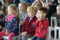 Кукольный спектакль в Измайлово для детей: Приключения поросёнка Хрюнтика