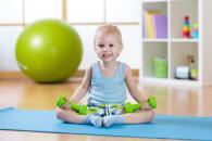 """Спортивные секции для детей в Измайлово: программа """"Крепыш"""""""