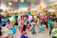 Детский праздник - Поролоновое шоу
