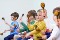 Игровое сольфеджио детям 3-5 лет