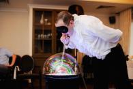 Шоу мыльных пузырей на день рождения ребенка в ВАО
