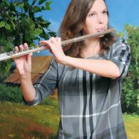 Черепанова Ева - музыкальное развитие, обучение игре на флейте