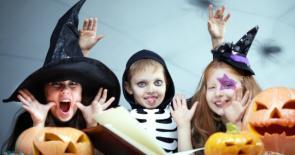 Хеллоуин - праздник для детей ВАО