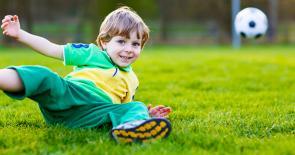 футбол для детей в Измайлово