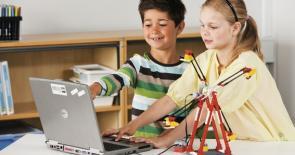 Перворобот LEGO Education WeDo