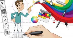графический дизайн для школьников Измайлово ВАО