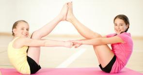 йога для детей 7-12 лет ВАО