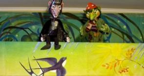 """Кукольный спектакль на детский праздник """"Кикимора ищет друзей"""" ВАО"""