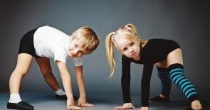 Ритмопластика в Измайлово детям от 3 до 6 лет