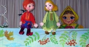 """Детский выездной кукольный спектакль """"Приключения Насти"""" ВАО"""