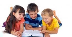 """Программа развития навыка чтения """"Быстрочтение"""" для детей"""