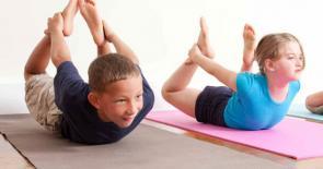 Детская йога в Измайлово