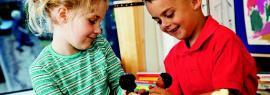 LEGO education. Первые механизмы от 4 л