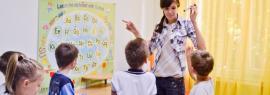 Изучение английского детям 7-10 лет English Mini Club