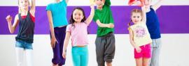 зумба для детей в измайлово